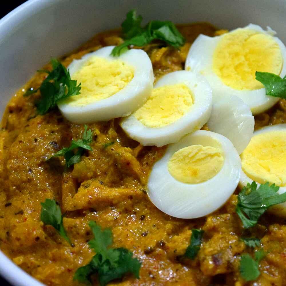 How to make Chicken Bharta