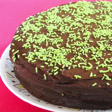How to make Spiced Chocolate Banana Cake (Gluten Free)