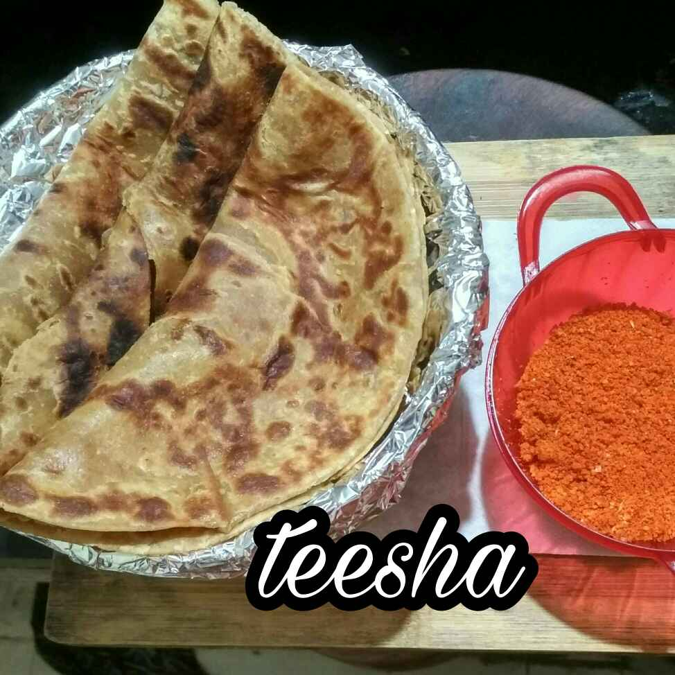 Photo of Gud ka paratha by Teesha Vanikar at BetterButter