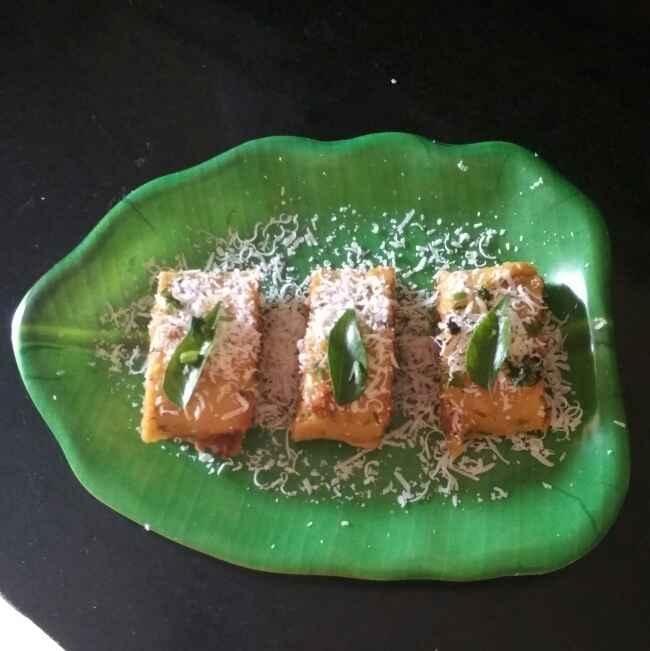 Photo of Cheesy pocket by Teesha Vanikar at BetterButter