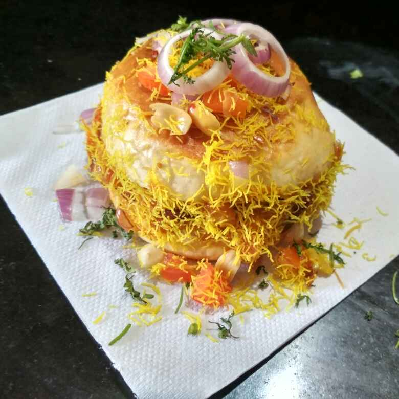 Photo of Veg. Mix dabeli by Teesha Vanikar at BetterButter