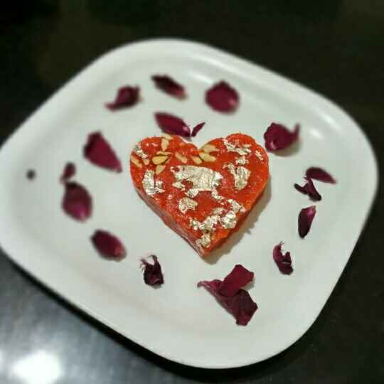 Photo of Tomato barfi by Teesha Vanikar at BetterButter