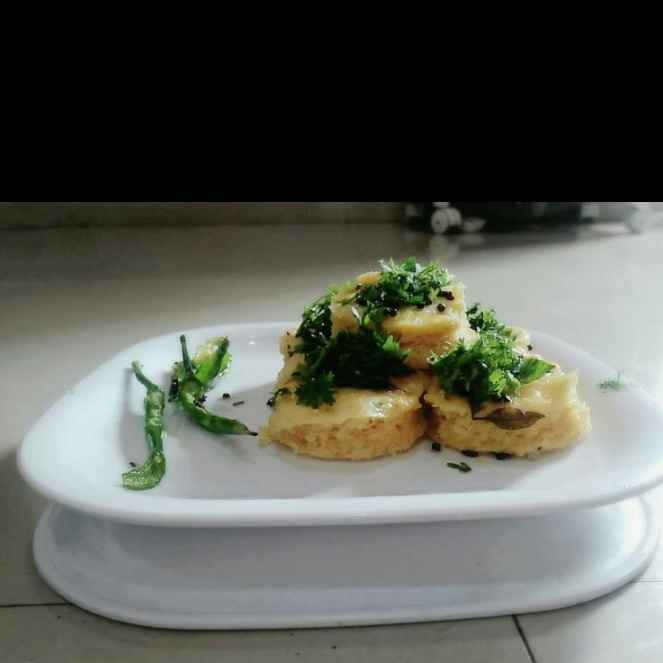 How to make Breadcha dhokla