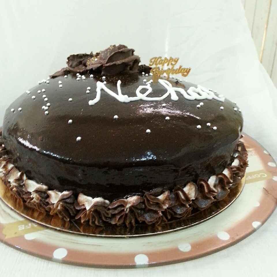 How to make Chocolate Ganache Cake