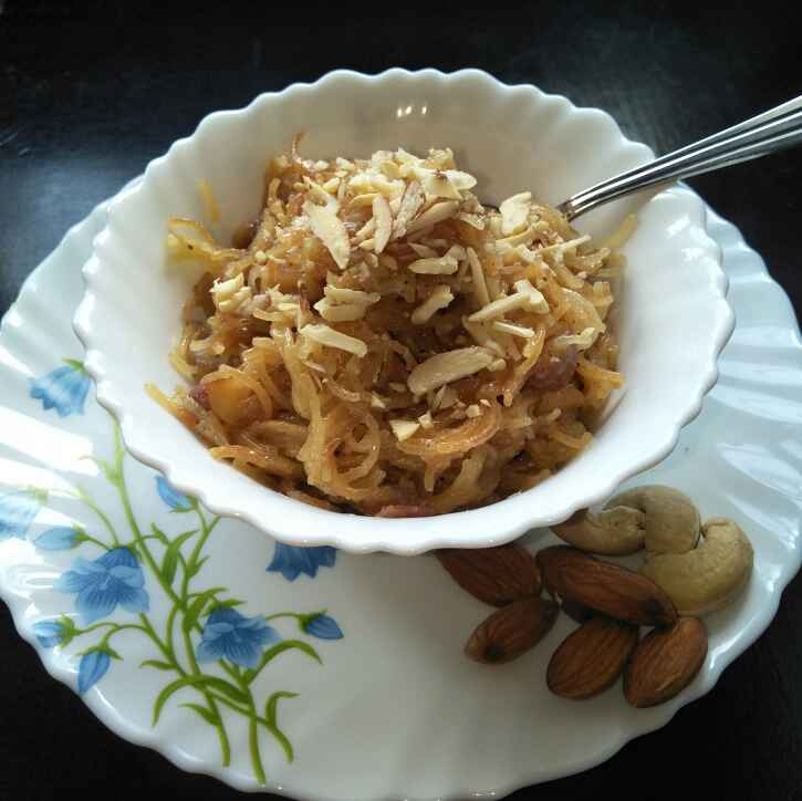 Photo of Vermicelli Halwa by Tejashree Ganesh at BetterButter