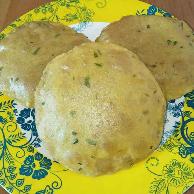 Photo of Potato Puri by Tejashree Ganesh at BetterButter