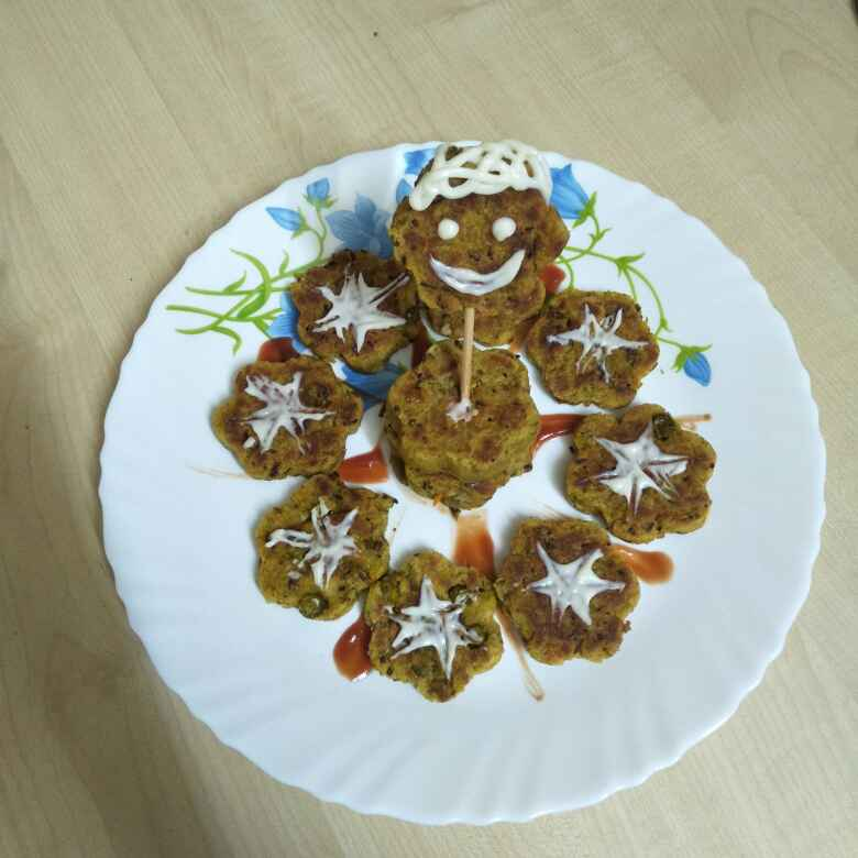 Photo of Leftover Masala Rice smilies by Tejashree Ganesh at BetterButter