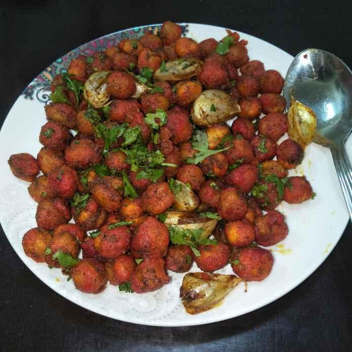 Photo of Delicious Chana Koliwada by Tejashree Ganesh at BetterButter