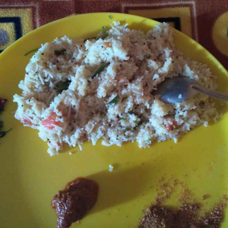 Photo of Ravva semiya upma by Tejaswi Yalamanchi at BetterButter