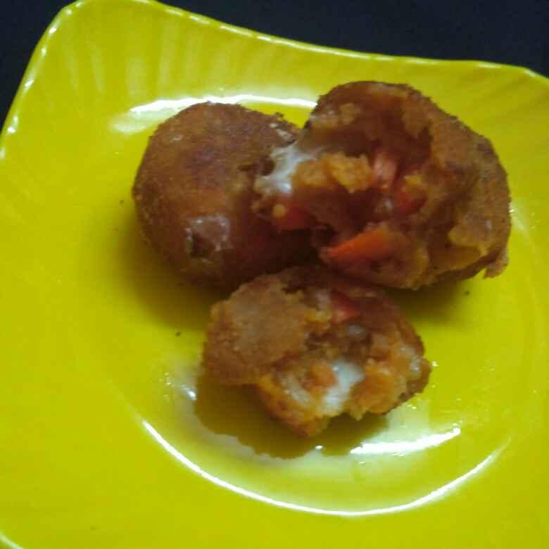 Photo of Vegetable Cheese Balls by Tejaswi Yalamanchi at BetterButter