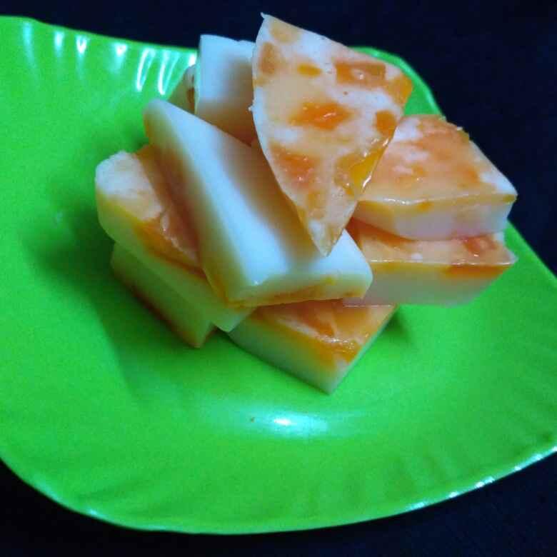 How to make Agar agar pudding