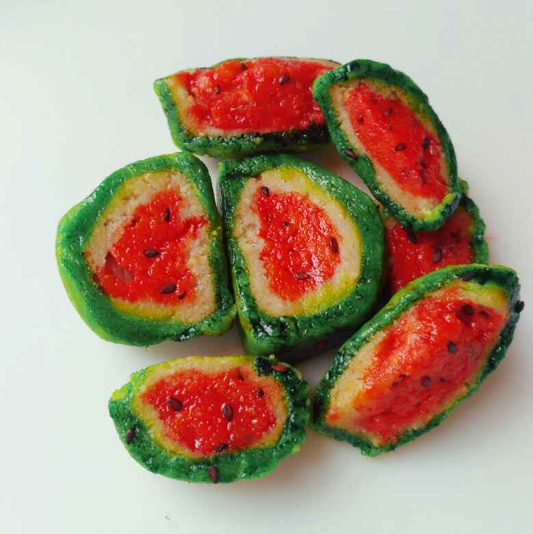 How to make Kaju Watermelon Sweet