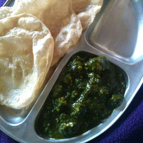 Photo of Palak Paneer by Tejaswi Yalamanchi at BetterButter