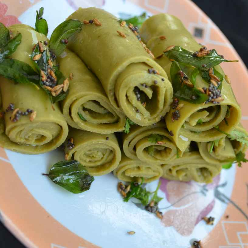 How to make Khandvi (In Pressure Cooker)