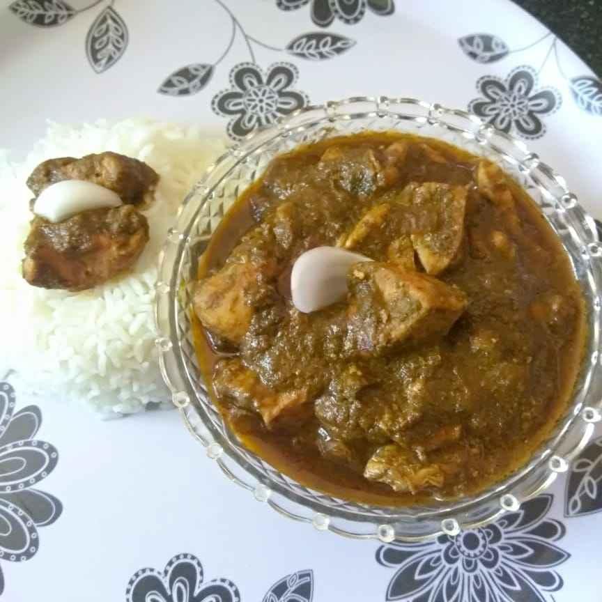 Photo of Hariyali Chicken  by Tejaswi Yalamanchi at BetterButter
