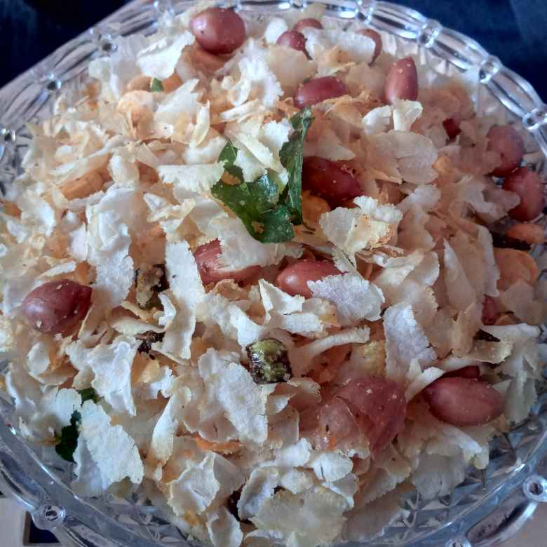 Photo of Poha mixture by Tejaswi Yalamanchi at BetterButter