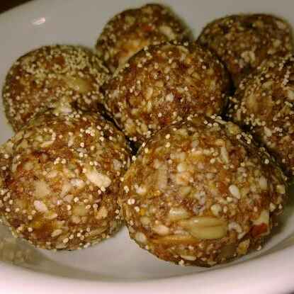 Photo of Khajur dryfruit ladoo by Teju Auti at BetterButter