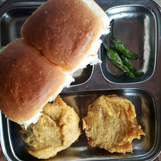 Photo of Vadapav by Teju Auti at BetterButter