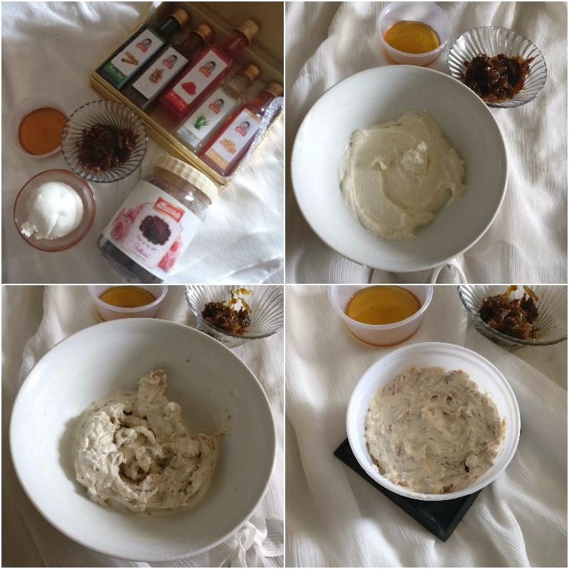 Photo of Gulkand Frozen Yogurt by Tikuli Dogra at BetterButter