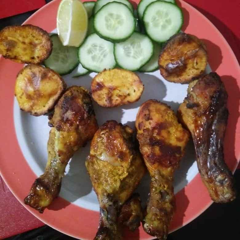 Photo of Tanduri chicken o potato by টিনা সাধুখাঁ at BetterButter