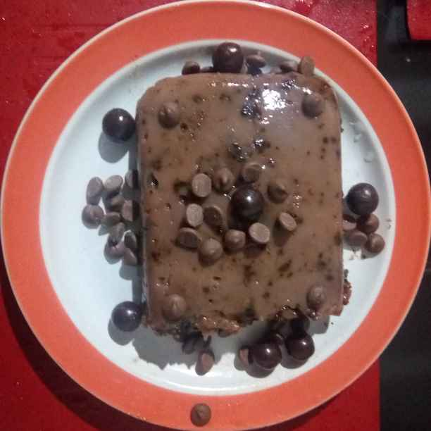 Photo of Eggless chocolate pudding by টিনা সাধুখাঁ at BetterButter
