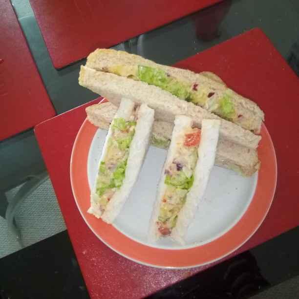 Photo of Potato sandwich by টিনা সাধুখাঁ at BetterButter