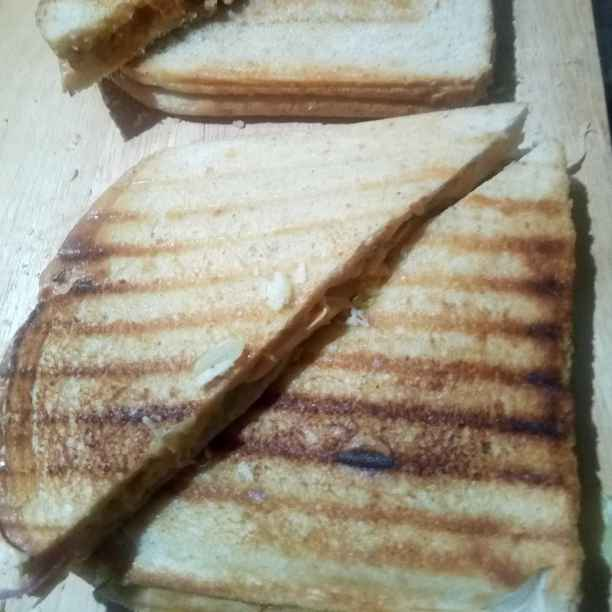 Photo of Chicken grilled sandwitch by টিনা সাধুখাঁ at BetterButter