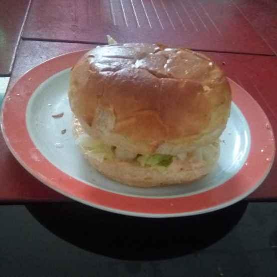 How to make এগ বার্গার
