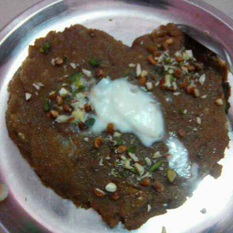 How to make Suji Heart Cake