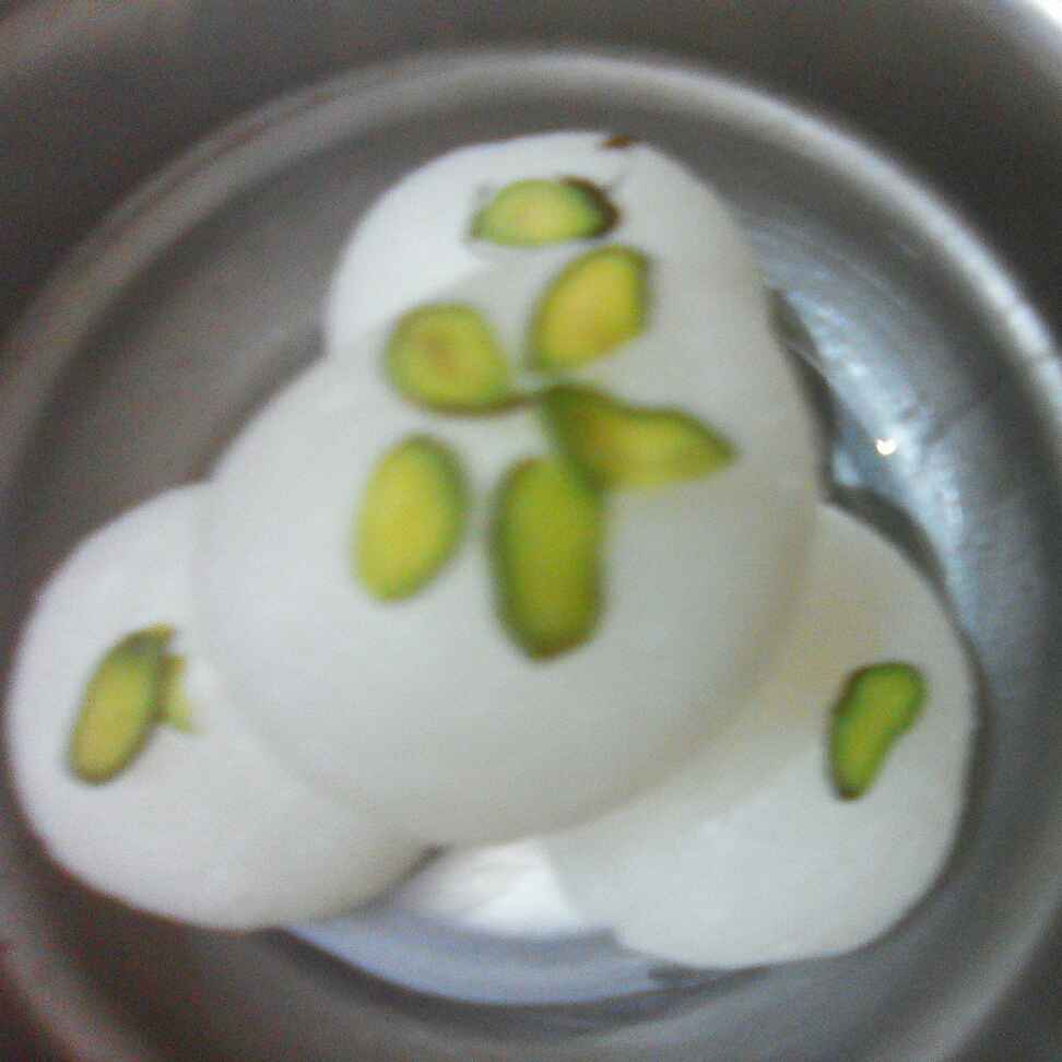 How to make Bangali chhena rasgulla