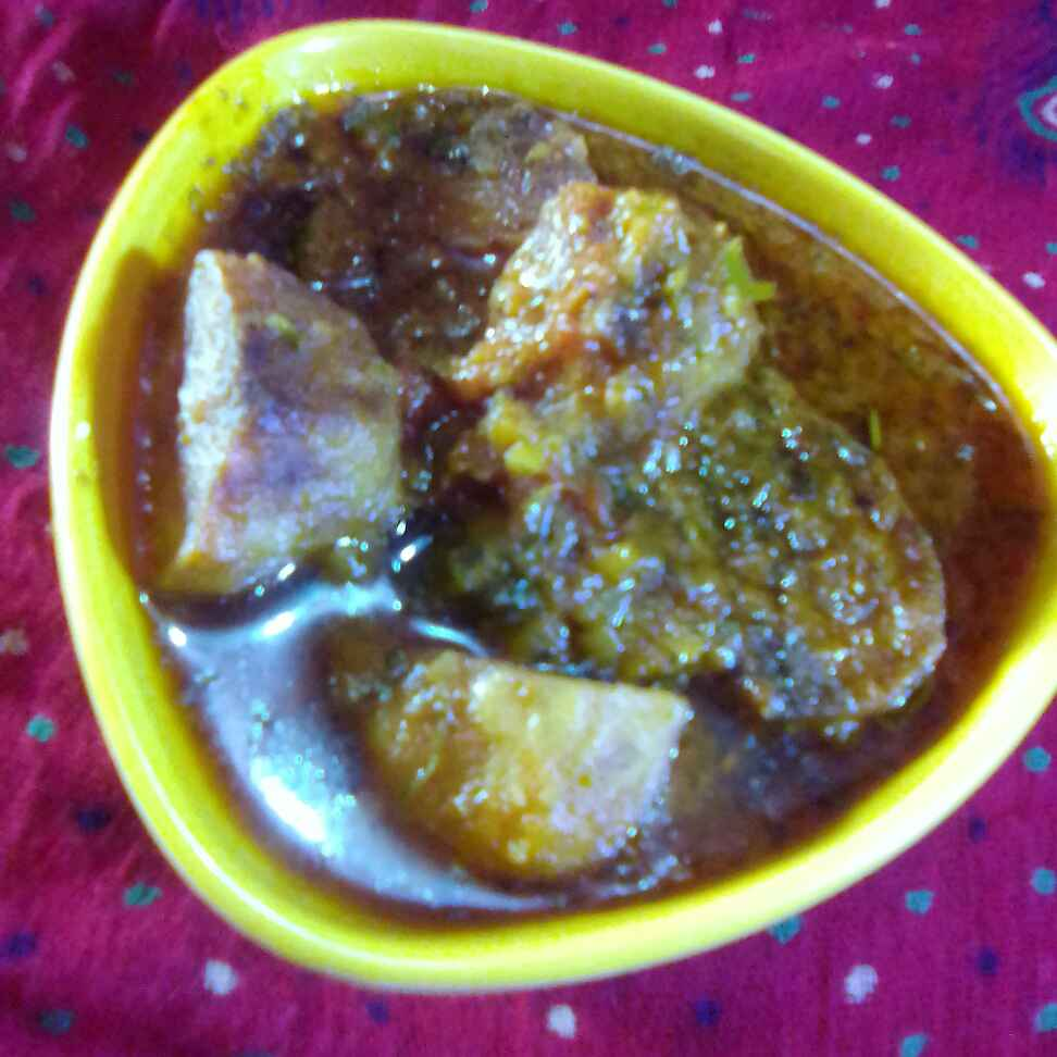 How to make मसाला दम