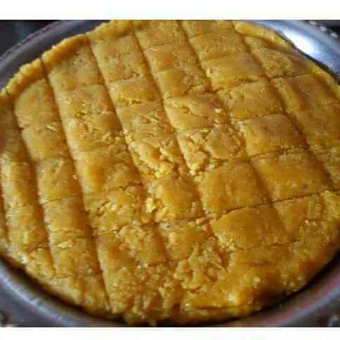How to make மைசூர் பாகு