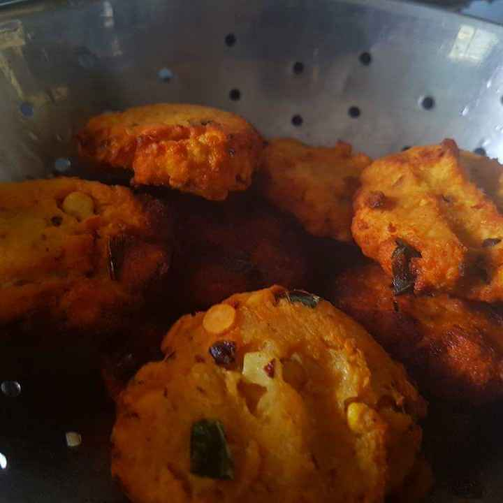 Photo of Masal vadai by T.n. Lalitha at BetterButter