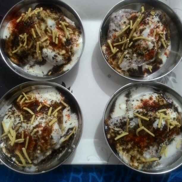 How to make Dahi Vade