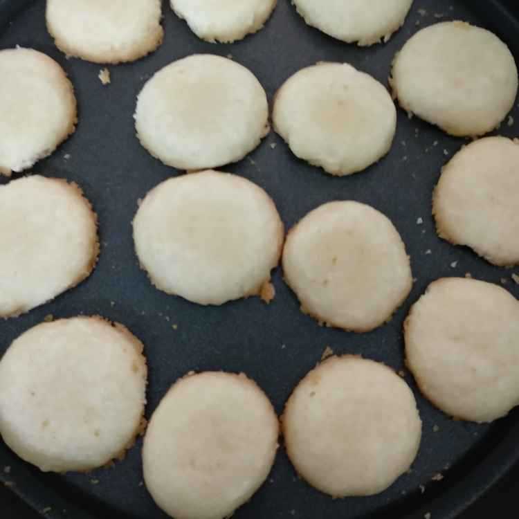 How to make Butter vanilla cookies