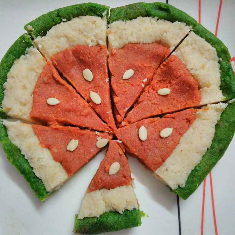 Photo of Watermelon barfi by Tripti Saxena at BetterButter