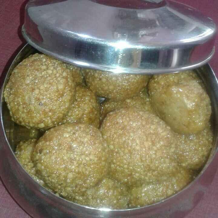 Photo of Aate ki mogari ke laddu by vijay laxmi Vyas at BetterButter