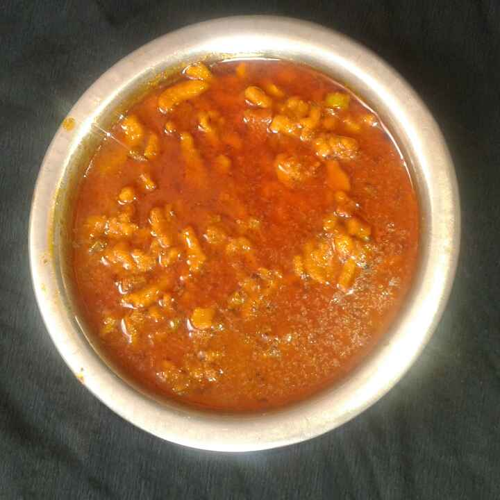 Photo of Mangodi ki sabji by vijay laxmi Vyas at BetterButter