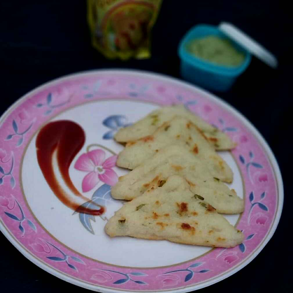 How to make रवा सेंडविच