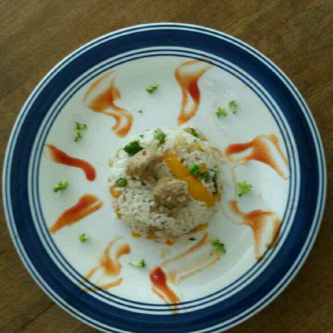How to make Soya Pilaf