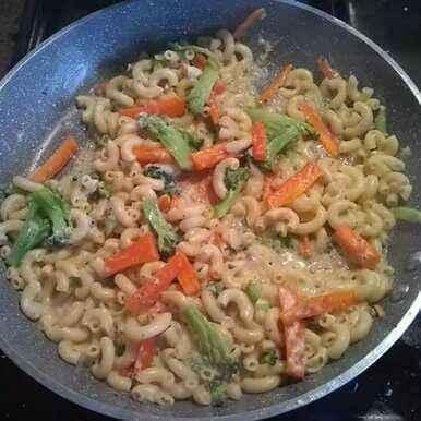 Photo of Veggie Pasta by Triptila KS at BetterButter