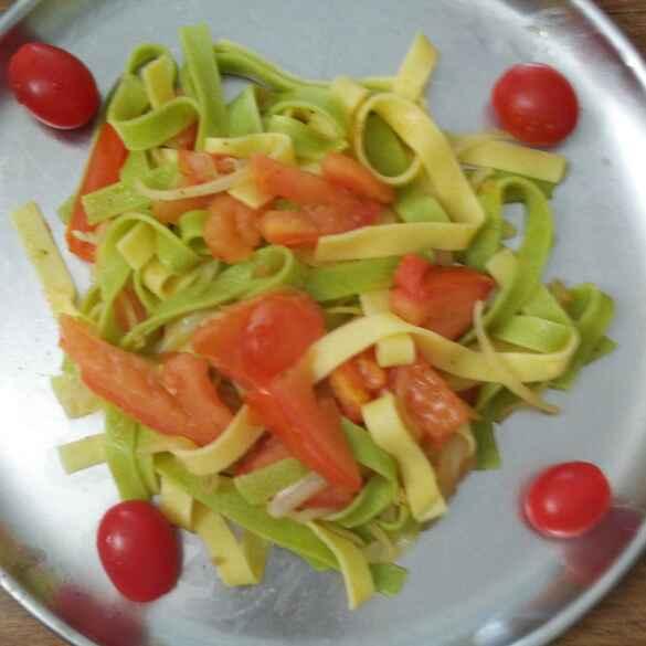 How to make tomato pasta
