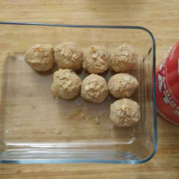 How to make Wheat Flour Laddu with Oats