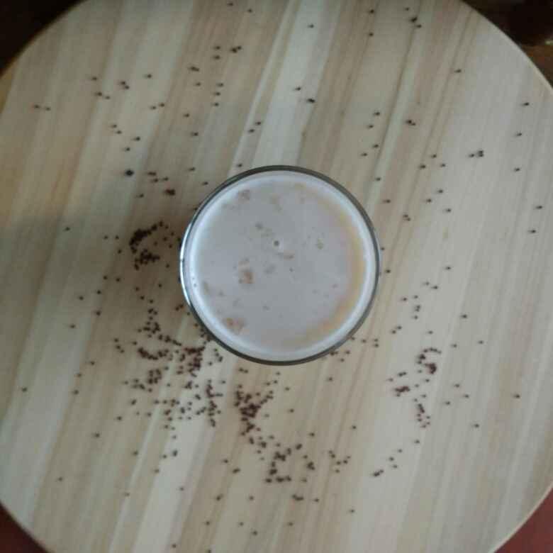 Photo of Ragi milk by Triptila KS at BetterButter