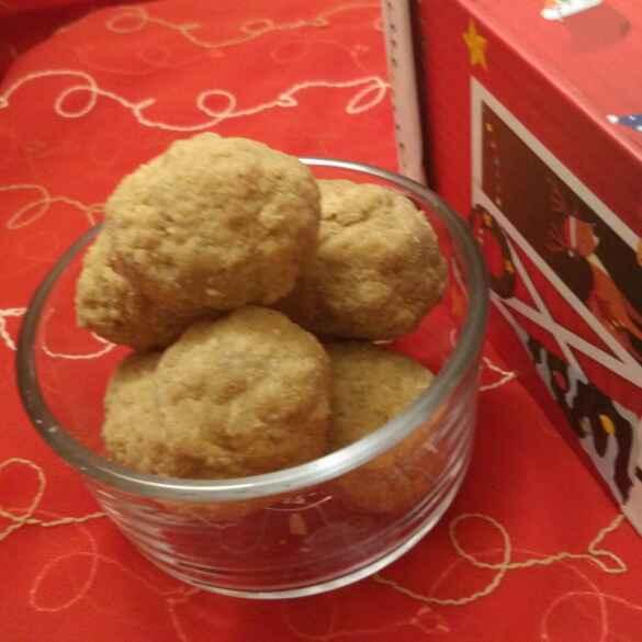 Photo of mix flour laddus by Triptila KS at BetterButter