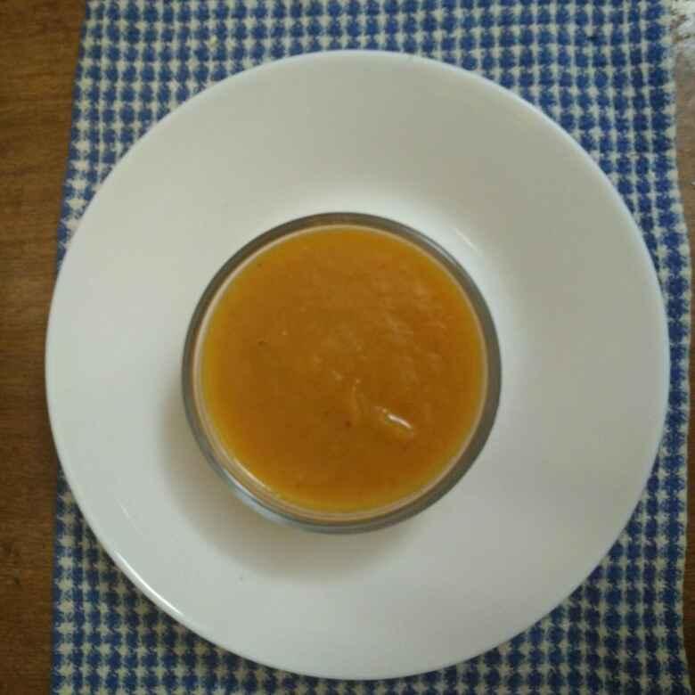 Photo of carrot celery soup by Triptila KS at BetterButter