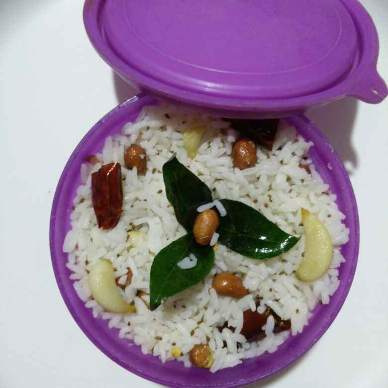 How to make AJWAIN RICE