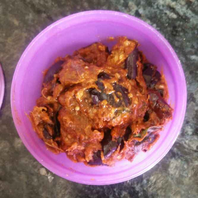 Photo of Brinjal pickle  by రమ్య వూటుకూరి at BetterButter