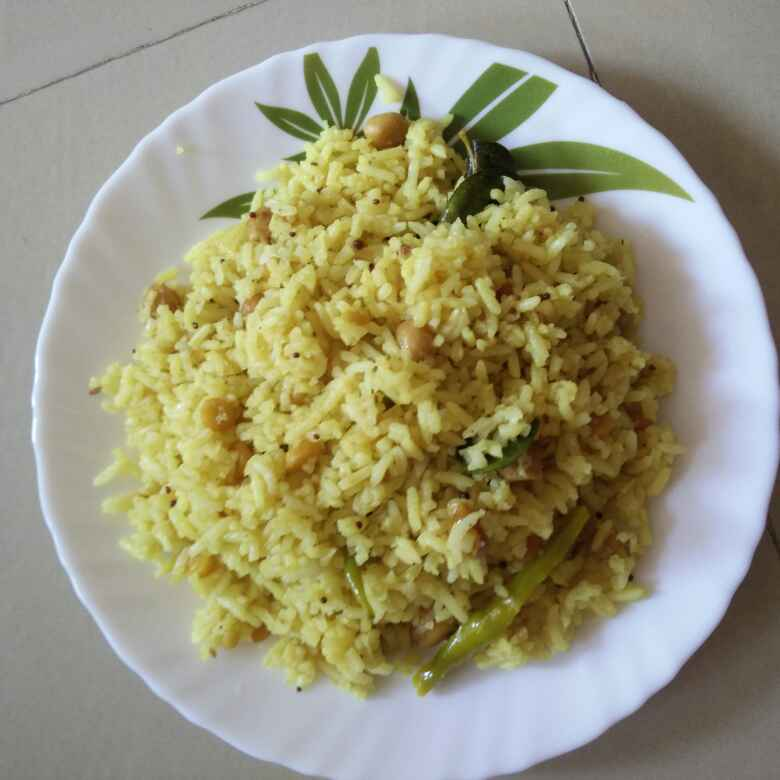 How to make పులిహోర