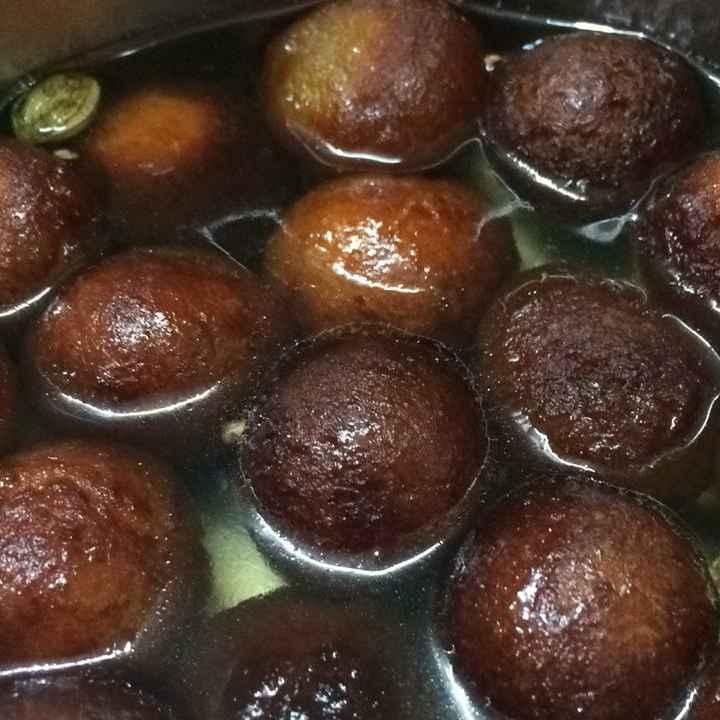 Photo of Gulab jamoons by రమ్య వూటుకూరి at BetterButter